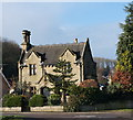 SK2267 : The Lodge, Burton Closes Drive, Bakewell by Peter Barr