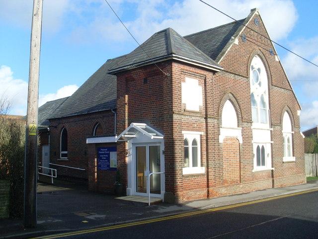 Prestwood Methodist Church (3)
