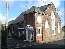 SP8700 : Prestwood Methodist Church (3) by David Hillas