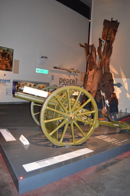 WW1 Field Gun