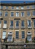 ST7465 : 2-3 Cavendish Crescent, Bath by Stephen Richards