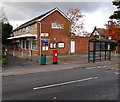 SO8615 : Upton St Leonards Post Office by Jaggery