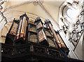 TA0339 : The Organ, Beverley Minster by J.Hannan-Briggs