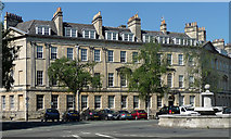 ST7565 : 4-6 Laura Place, Bath by Stephen Richards