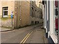 NT5014 : Silver Street, Hawick by Trevor Littlewood