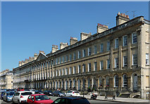 ST7565 : 54-65 Great Pulteney Street, Bath by Stephen Richards