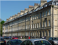 ST7565 : 42-52 Great Pulteney Street, Bath by Stephen Richards
