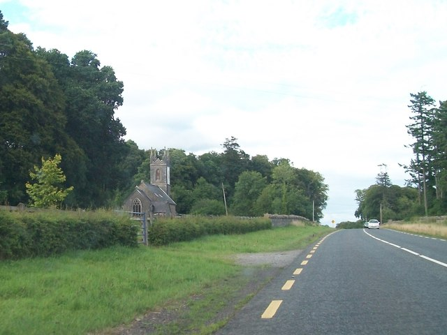 The former St Mary's CoI Church at Bective, Co Meath