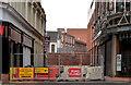 J3374 : Berry Street, Belfast - January 2014 by Albert Bridge