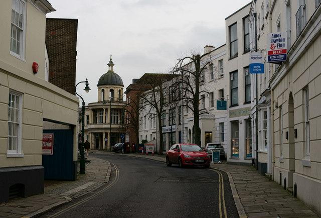 Watling Street, Canterbury