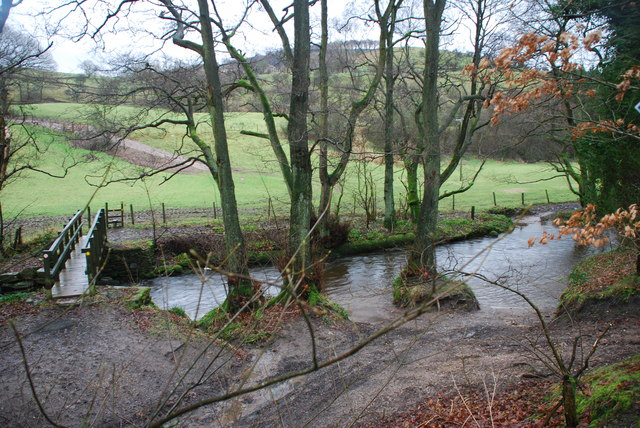 Ford on the Clough Brook