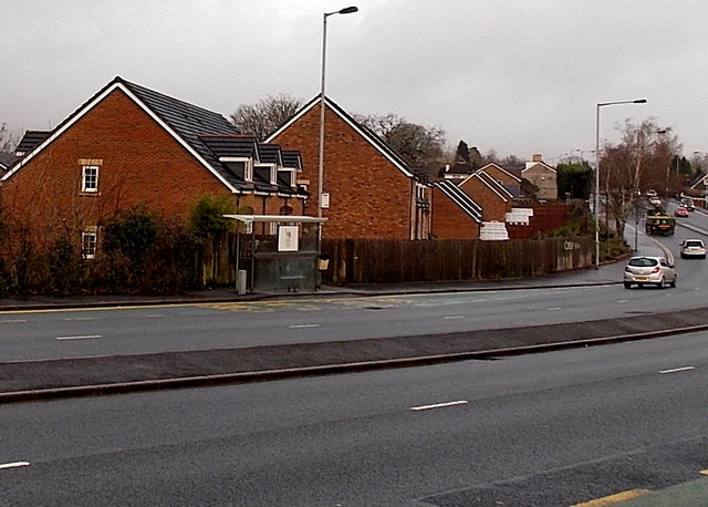Westfield Gardens houses, Malpas, Newport