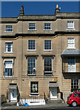 ST7565 : Detail of 3-4 Raby Place, Bathwick Hill, Bath by Stephen Richards