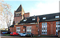 TQ3494 : St Michael Bassishaw, Bury by John Salmon