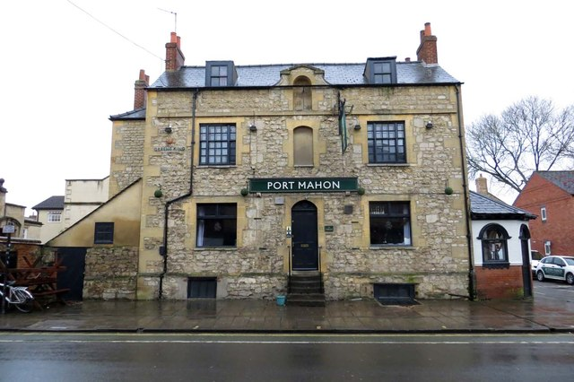 The Port Mahon on St Clement's Street