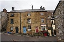 SK2168 : 1820 Cottage, Spire Cottage and Hillside Cottage by Peter Barr