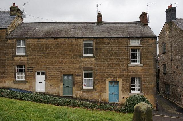 Imsworth Cottage, Gritston Cottage, Wainstones