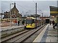 SD9204 : King Street Metrolink Station by David Dixon