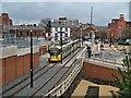 SD9204 : Metrolink Tram, Oldham King Street by David Dixon