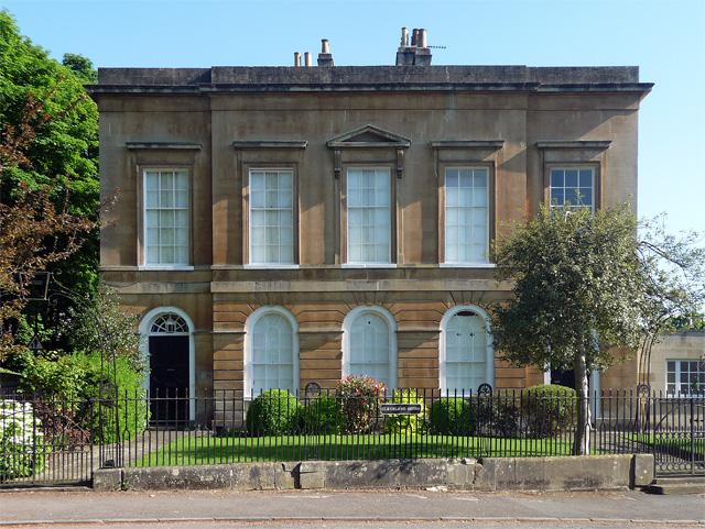 Cleveland House, Sydney Road, Bath