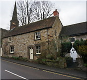 SK2168 : The Old Cottage, South Church Street, Bakewell by Peter Barr