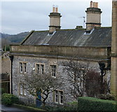 SK2168 : Ivy House, South Church Street, Bakewell by Peter Barr