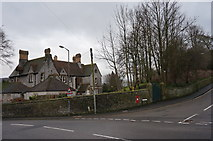 SK2168 : The Old Vicarage, South Church Street, Bakewell by Peter Barr