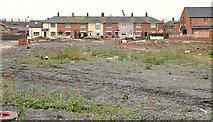 J3272 : Vacant site, The Village, Belfast - January 2014 (2) by Albert Bridge