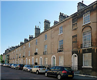 ST7565 : 1-18 Daniel Street, Bath by Stephen Richards