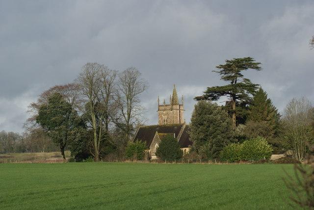 Hartham Church, Corsham, Wiltshire