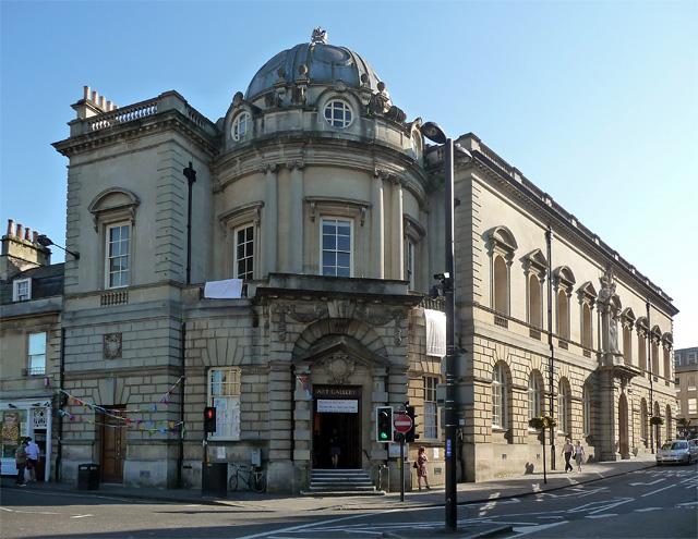 Victoria Art Gallery, Bridge Street, Bath