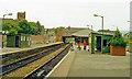 ST1586 : Caerphilly station, 1990 by Ben Brooksbank