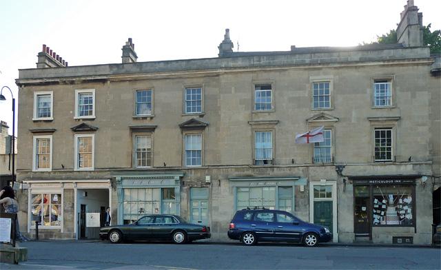 27-33 Walcot Street, Bath