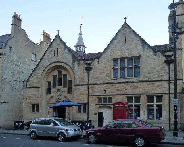 St Michael's Church House, Walcot Street, Bath