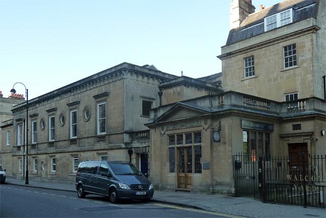 Penitentiary Chapel, Walcot Street