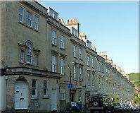 ST7565 : 1-12 Chatham Row, Bath by Stephen Richards