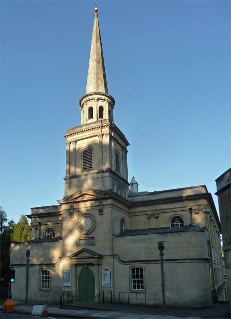 St Swithin, The Paragon, Bath