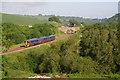 ST7165 : Passenger Train approaching Twerton Tunnel by Wayland Smith