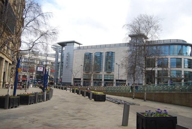 Exchange Square & Arndale Centre