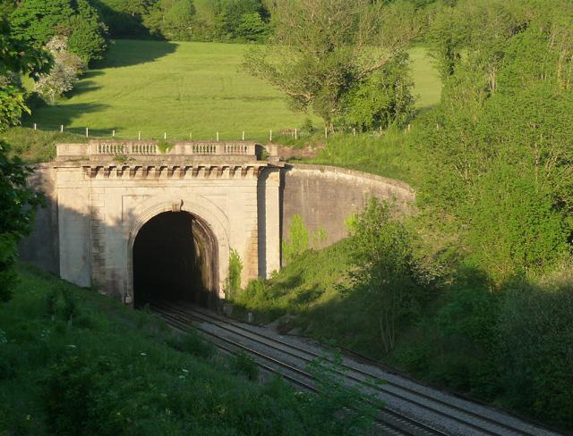Box Tunnel, Box