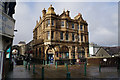 SH4762 : Bwci Corbett, bookmakers, Caernarfon by Ian S