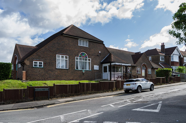 Reigate Ex-Service and Social Club by Ian Capper