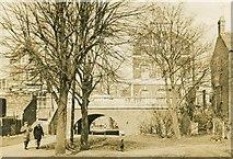 SU1484 : Canal site at Milton Road by Gordon Hatton