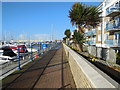 TQ3403 : Boardwalk, Brighton Marina by Paul Gillett