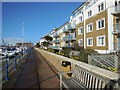 TQ3303 : Apartments by the Boardwalk, Brighton Marina by Paul Gillett