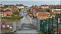 J3773 : Flood alleviation works, Orangefield Park, Belfast (12) by Albert Bridge