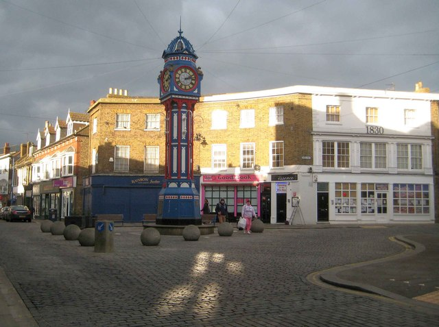 Sheerness: The Clock Tower