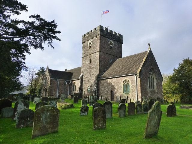 Church of St Thomas Becket, Shirenewton