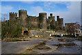 SH7877 : Conwy Castle, Conwy by Ian S