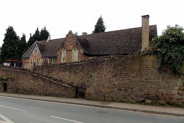 Former primary school in Mitcheldean